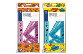 STAEDTLER GEOMETRY COMIC SET